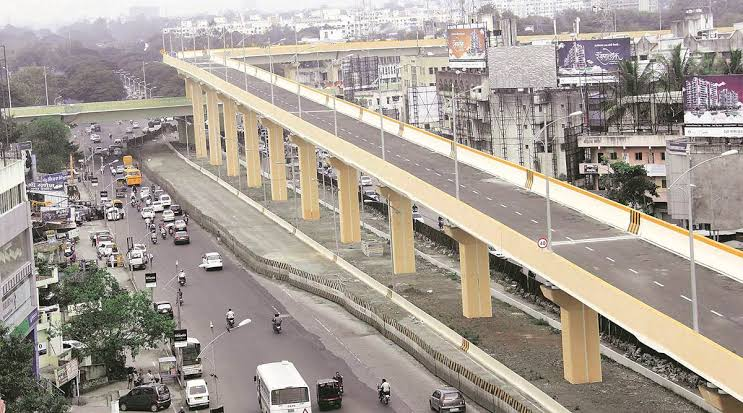 Rejuvenating Rajaram Bridge at Pune (PMC)