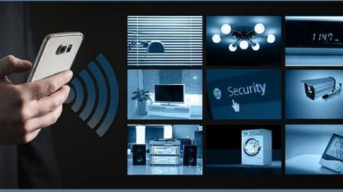 CCTV SECURITY SYSTEM - MOBILE ONLINE