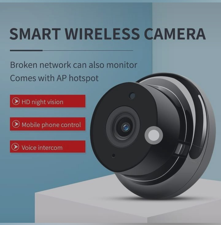 SMART WIRELESS CAMERA