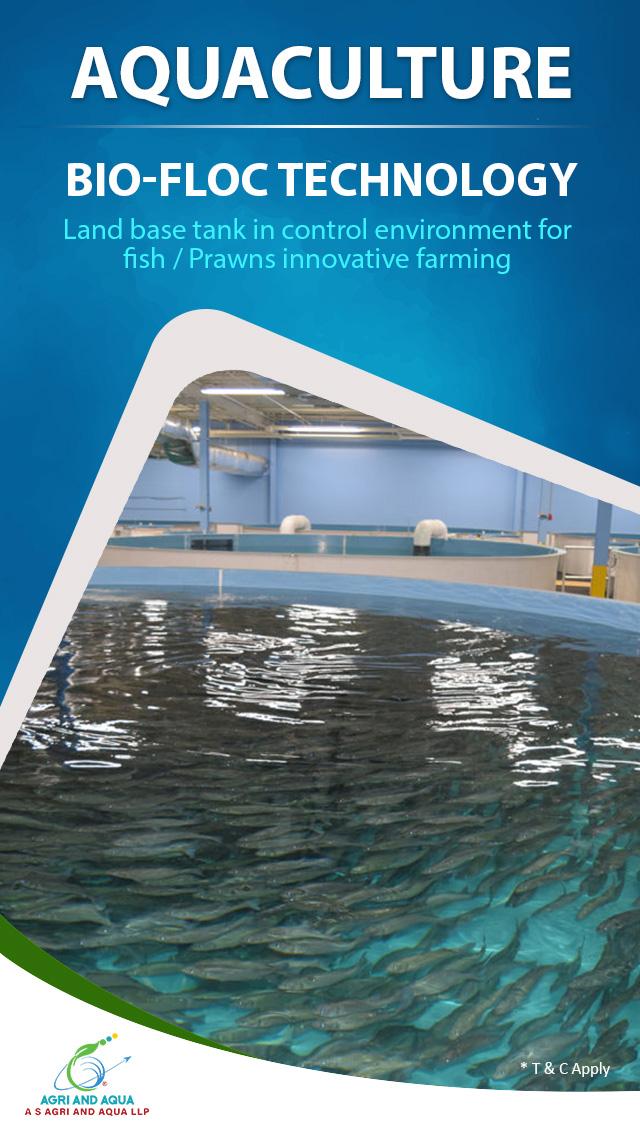Aquaculture - BioFloc.