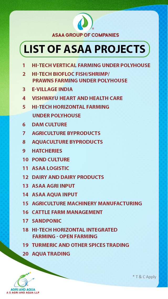 ASAA GROUP OF COMPANIES PROJECT