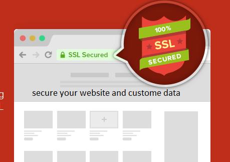 SSL SECURITY FOR WEBSITE