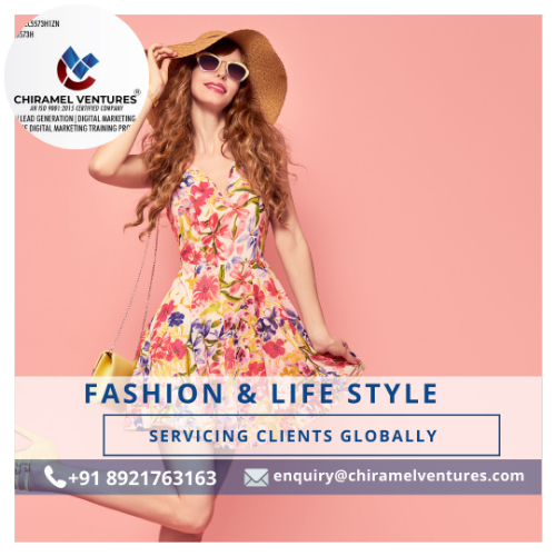 Digital Marketing For Fashion & Life Style Clients